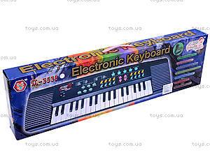 Синтезатор для детей, TX3638