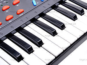 Синтезатор Electronic Keyboard, SK3738, отзывы