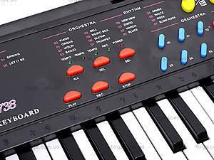 Синтезатор Electronic Keyboard, SK3738, цена