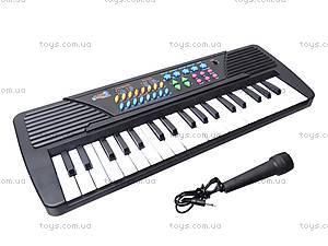 Синтезатор Electronic Keyboard, с микрофоном, TX8822, купить