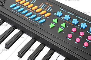 Синтезатор Electronic Keyboard, с микрофоном, TX8822, цена
