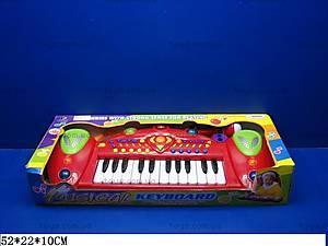 Синтезатор Musical Keyboard, с микрофоном, BB55A