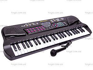 Синтезатор, с микрофоном, HS5420A