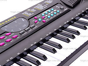 Синтезатор, с микрофоном, HS5420A, фото
