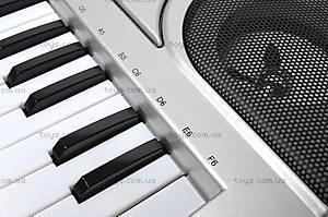 Синтезатор с микрофоном, детский, SD5488-A, фото