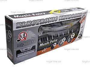 Синтезатор с МР3 плеером, MQ810USB, фото