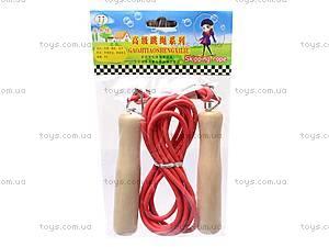 Скакалка спортивная для детей, BT-JR-0001