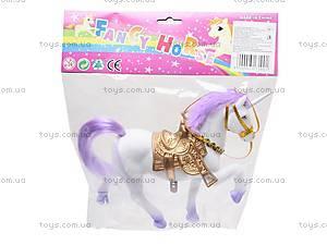 Сказочная лошадь-единорог, 171AN(G), фото