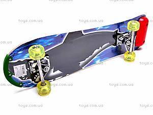 Скейт «Акула», 10010333, фото