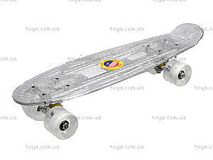 Пластиковый скейт с PU колесами, BT-YSB-0010, цена