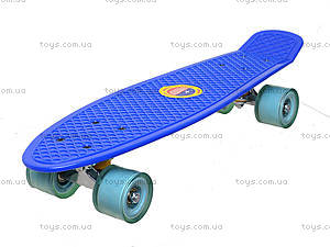 Пластиковый скейт для детей, PVC колеса, BT-YSB-0016, фото