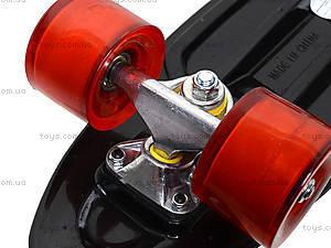 Пластиковый скейт для детей, PVC колеса, BT-YSB-0016, игрушки