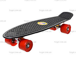Пластиковый скейт для детей, PVC колеса, BT-YSB-0016, детские игрушки