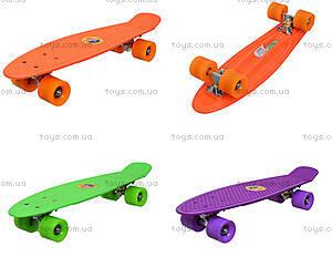 Детский скейтборд из пластика и алюминия, BT-YSB-0017