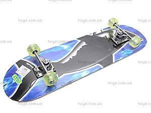 Скейт, колеса PVC, BT-SB-0001