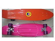 Скейт круизер для катания, SC17027, отзывы