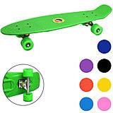 Скейт пластиковый, PVC колеса, BT-YSB-0057, магазин игрушек