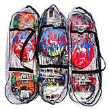 Скейт PVC колеса + подвеска, BT-YSB-0055, іграшки