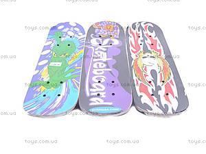 Скейт PVC средний, 2204, цена