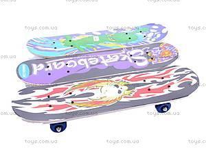 Скейт PVC средний, 2204