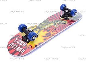 Скейт PVC средний, 2204, игрушки