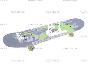 Скейт с колесами PU, 13012
