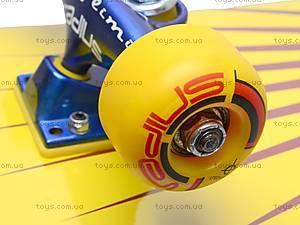 Скейт с PU-колесами, Е54-540-110А, фото