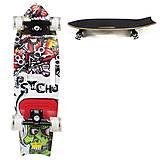 Скейт с ручкой вид 1 (С32026), С32026