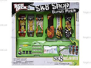 Скейтборд для пальцев рук и инструменты, 99495-6013064-TD, игрушки
