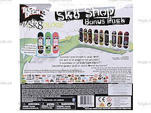 Скейтборд для пальцев рук и инструменты, 99495-6013064-TD, детские игрушки