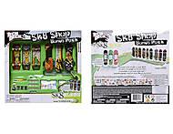 Скейтборд для пальцев рук и инструменты, 99495-6013064-TD