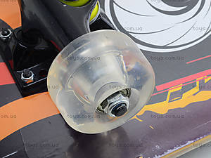 Скейт на силиконовых колесах, B-3108, купить