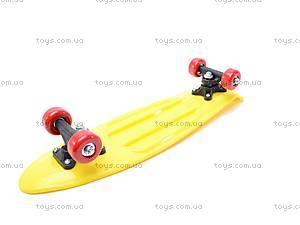 Скейтборд из пластика, M350-2, купить