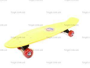 Скейтборд из пластика, M350-2, фото