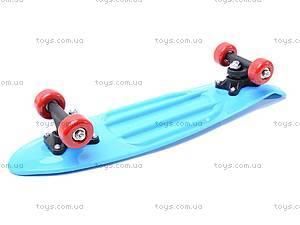 Скейтборд из пластика, M350-2, отзывы