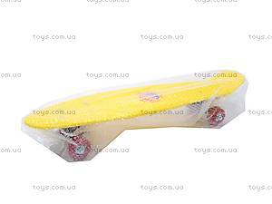 Скейтборд из пластика, M350-2, игрушки