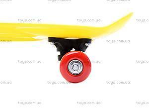Скейтборд из пластика, M350-2, магазин игрушек