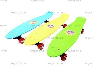 Скейтборд из пластика, M350-2