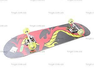 Скейтборд с колесами PU, BT-SB-0006