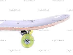 Скейтборд с принтом, W044-H30015, купить