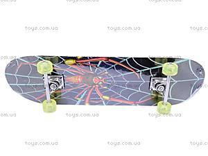 Скейтборд с принтом, W044-H30015