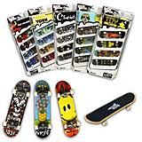 Скейтборды для пальцев рук, 13610-6013051, детский