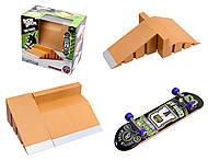 Набор для игры «Скейтпарк», 13867-6015898-TD, фото