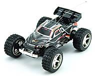 Скоростная радиоуправляемая машинка Toys Speed Racing, черный, WL-2019blk, набор
