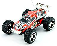 Скоростная радиоуправляемая машинка Toys Speed Racing, красный, WL-2019red, игрушка
