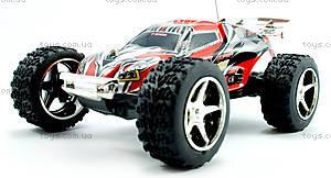 Скоростная радиоуправляемая машинка Toys Speed Racing, красный, WL-2019red, купить