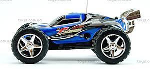 Скоростная радиоуправляемая машинка Toys Speed Racing, синий, WL-2019blu, фото