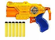 Скорострельный бластер X-Shot EXCEL 3 Barrel Shooter, 36118, отзывы