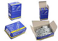 Скрепки оцинкованные JOBMAX 25 мм, 100 штук (10 наборов в упаковке), BM.5022, іграшки