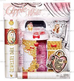 Шкатулка для украшений Ever After High, CFB15, детские игрушки